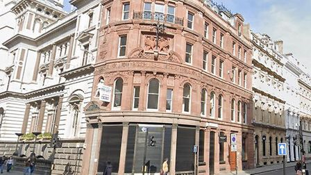 The men stole £300,000 worth of jewellery from George Attenborough & Son, Fleet Street. Picture: Goo