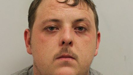 David Hansen, of Lawes Way, Barking Riverside, has been jailed for nine years for carrying out an ag