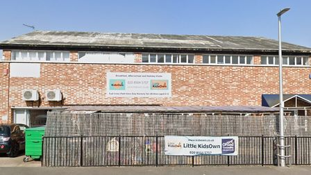 Little Kidsown Ltd, based on Maybank Road, South Woodford, was rated outstanding by Ofsted. Picture