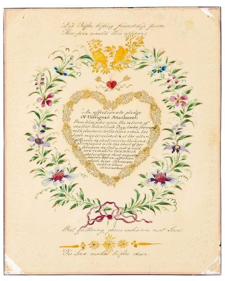 Wanstead ancestry researcher completes the love story behind this Valentine. Picture: Hansons
