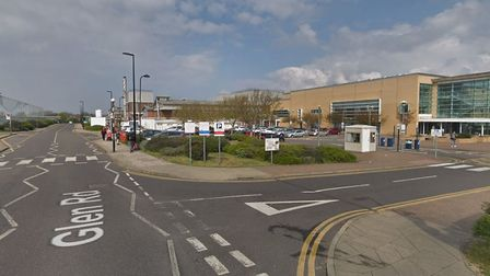 Police are investigating after gunshots outside Newham Hospital in the early hours of this morning.