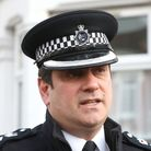 Det Ch Supt Stephen Clayman of East Area Command. Picture: PA
