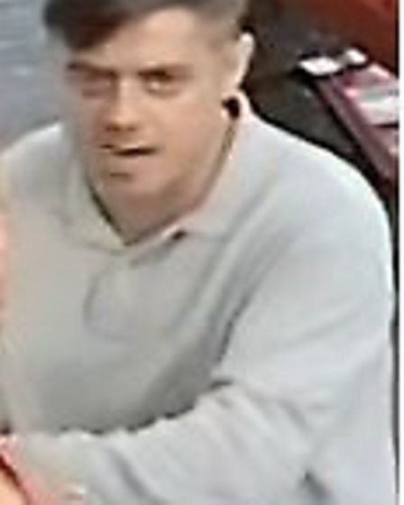 Do you recognise this man? Picture: MPS