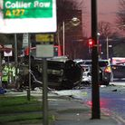 Police are appealing for anyone with any dashcam footage or who saw a fatal car crash in Squirrels H
