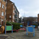 The playground in Avondale Court, Canning Town has been closed since December 2017 due to disrepair.
