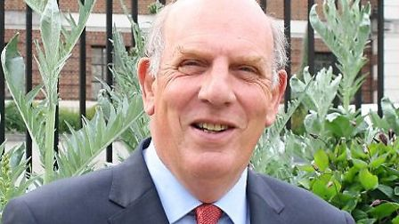 City of London Corporations, West Ham Park Committee chairman Oliver Sells QC, is excited about the