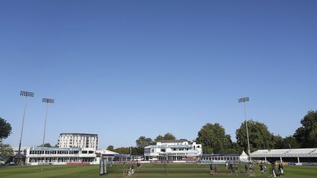 A view of the cloudfm County Ground in Chelmsford (pic Gavin Ellis/TGS Photo)