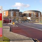 A second patient with coronavirus has died at Queen's Hospital in Rom Valley Way, Romford. Picture: