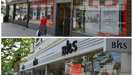 Argos and BHS have announced they are closing in Lowestoft town centre. Pictures: Nick Butcher.