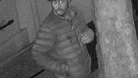 Detectives investigating the murder of Shadika Mohsin Patel in East Ham have released images of a ma