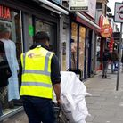 Some shops in Ilford Lane have been accused of price gouging in the midst of coronavirus fears. Pict