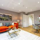 The showhome interior at St George�s Park, Hornchurch. Picture: Bellway