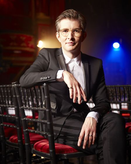 Programme Name: The Naked Choir with Gareth Malone - TX: n/a - Episode: n/a (No. Generics) - Picture