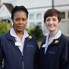 Marie Curie nurses provide care for people with terminal illnesses but the charity estimates the can