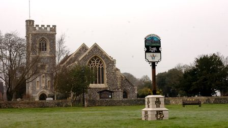 St John's Church, Havering Atte Bower. Picture: John Hercock