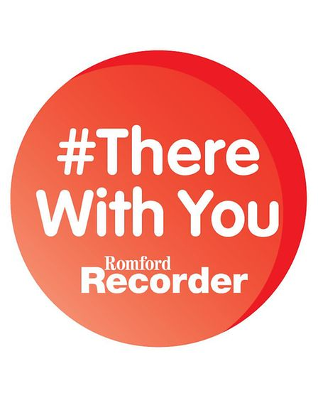 There With You - the Romford Recorder's campaign to help everyone get through coronavirus crisis.