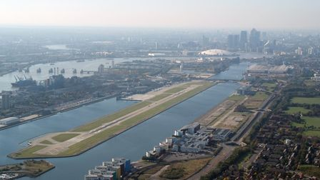 London City Airport. Picture: LCY
