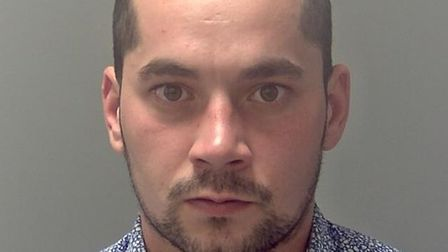 A 30-year-old lorry driver from Upminster has been jailed for over three years, in connection with a