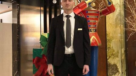 Tudor Simionov was stabbed to death while working as a bouncer at a nightclub in Mayfair on New Year
