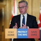 Michael Gove, Chancellor of the Duchy of Lancaster Michael. Picture: Pippa Fowles /PA Wire