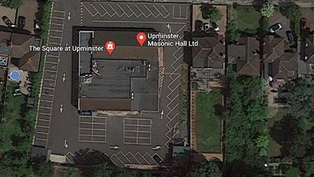 Essex Freemasons are offering their car park in Deyncourt Gardens, Upminster, to key workers for fre