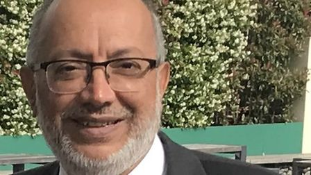 The family of Dr Yusuf Patel, who died after contracting Covid-19, wants to raise �30,000 for good c