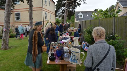 A number of table top stalls were also on offer at the event. Pictures: SUPPLIED