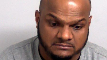 Omar Naeem has been jailed for two years and two months. Picture: Essex Police