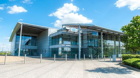 The Centre for Engineering and Mechanical Excellence (CEME) in Rainham. Picture: CEME