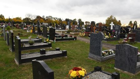 Close family members will be allowed to attend funerals. Picture: Ken Mears