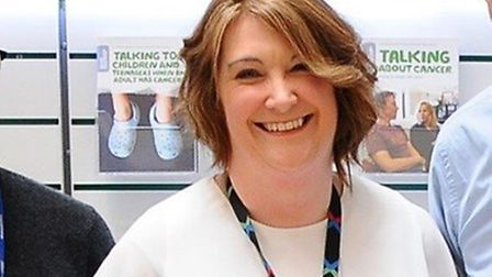 Alison Boyd will be volunteering at the Nightingale Hospital. Picture: Macmillan