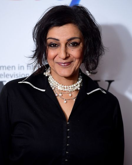 Actress and writer Meera Syal. Picture: PA
