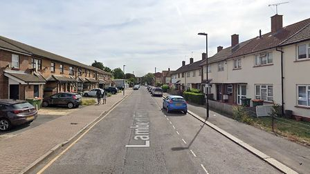 A man in his 20s died last night (Sunday April 26) after being found with injuries in Lambert Road,