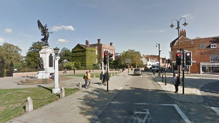 A 25-year-old man from Stratford was arrested in Colchester. Picture: Google Maps