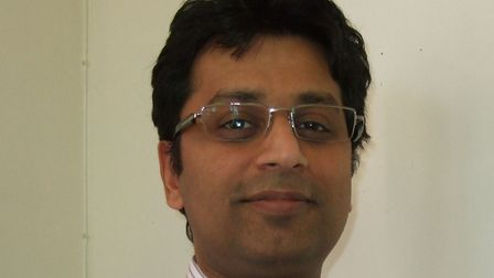 Dr Atul Aggarwal. Picture: NELFT