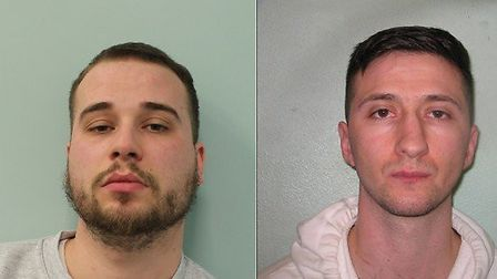 Metropolitan Police are looking for Jeton Krasniqi, aged 26 who was living in north London and has l