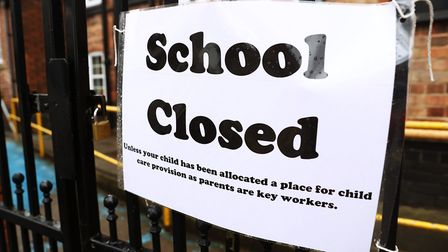 Schools are due to reopen on June 1 for some pupils. Picture: Tim Goode/PA