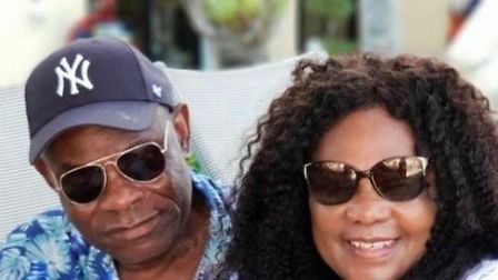 James and Mary Oniah died 10 days apart in King George Hospital. Picture: London Association of Zamb