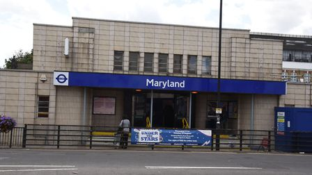 Maryland Station. Picture: Ken Mears