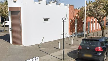 The mosque, on Mulberry Way in South Woodford, was at the centre of a complaint by Cllr Aziz Choudhu