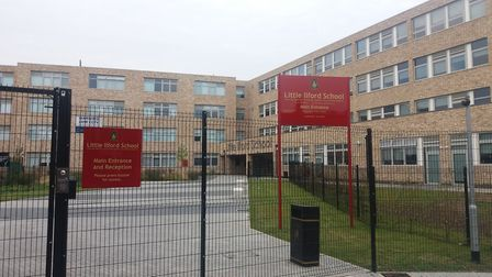 Little Ilford School could expand to take an extra two classes per year. Picture: Ken Mears