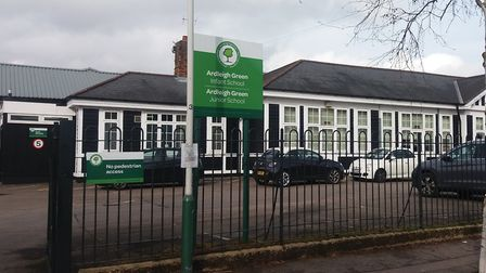 Ardleigh Green Infant and Junior School. Picture: Ken Mears