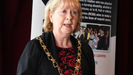 Cllr Linda Huggett said without a full accounting of the councils finances she couldnt support a p