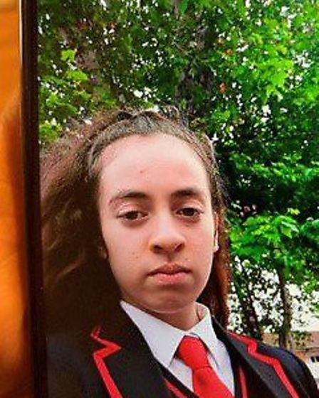 Christina has been missing from Ilford since Friday, May 29. Picture: Metropolitan Police