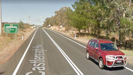 The Castlereagh Highway runs through Ilford, Australia. Picture: Google Maps
