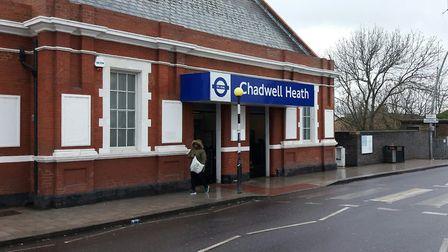 Chadwell Street gave its name to Chadwell Heath. Picture: Ken Mears