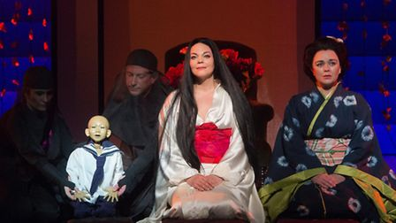 Madam Butterfly is directed by Anthony Mikghella.