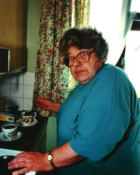 Hazel Blackwell died before her attacker was brought to justice. Picture: Metropolitan Police