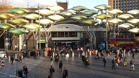 The Stratford Centre is putting in place hygiene and social distancing measures ahead of retail shop