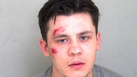 Kalvin Allen has been jailed for 18 months. Picture: Essex Police